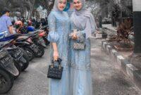 baju bridesmaid muslimah 16 24
