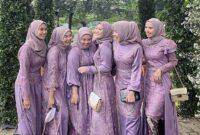 baju bridesmaid muslimah 20 1